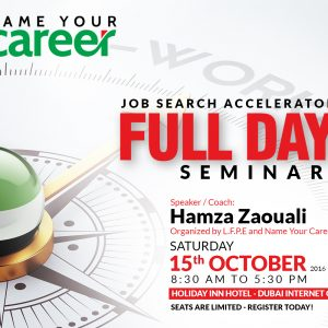 Job Search Accelerator Seminar