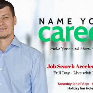 Job Search Accelerator Seminar – Dubai